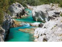 Soča Valley, Bovec, Kobarid, Tolmin, Julian Alps