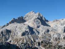 Mount Triglav, Triglav National Park, Julian Alps