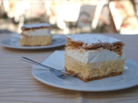 Most famous cake in Slovenia