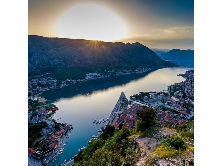 Bay of Kotor-Montenegro